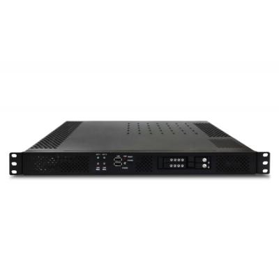 ROC235B - Intel® QM77 Rackmount Fanless Rugged System