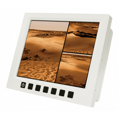 SKY12-H06 Rugged Smart Display with 6 Function Keys